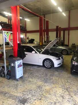 BMW Repairs Specialists