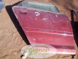 2007 AUDI A3 RIGHT REAR DOOR SHELL – USED (GLOBAL)