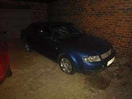 AUDI A4 B6 , 1.8T - STRIPPING FOR SPARES