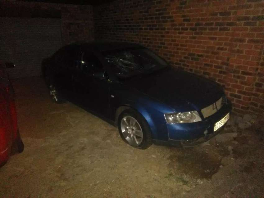 AUDI A4 , 1.8T - STRIPPING FOR SPARES 0