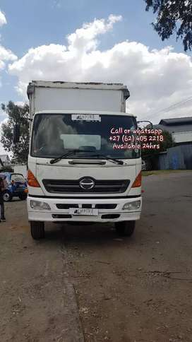 Hino 500 8ton truck with body of your choice up for grabs