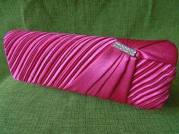 sprzedam śliczną różową torebkę damską