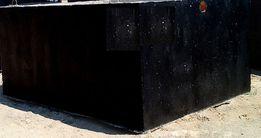 Zbiorniki na deszczówkę,zbiornik betonowy na wodę opadową-producent