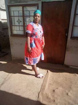 Experienced maid,nanny and cook from Lesotho needs stay in work ASAP