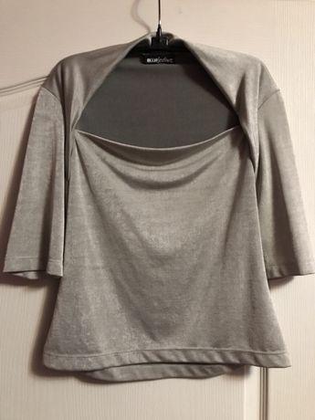 Блуза стального цвета Киев - изображение 1