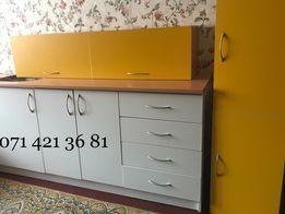 Кухня шкаф кухонная мебель набор тумба ящики