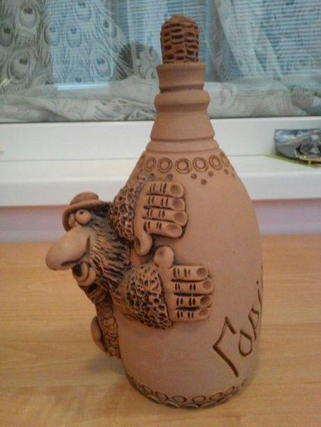 Бутилка керамічна Полтава - изображение 3