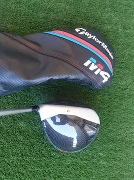 Golf clubs. TaylorMade M4 driver