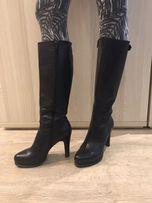 Buty damskie skórzane firmy Badura