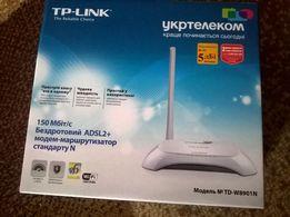 Модем TP-LINK + Wifi роутер (новый)