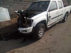 CAM LEO double cab Acident damage