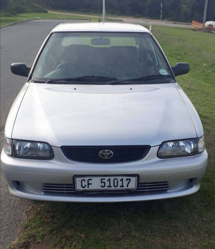 Toyota Tazz - Great Condition! 0