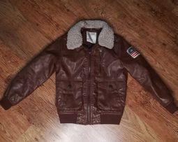 Детская осенняя куртка для мальчиков.Рост 122см.-128см. Zara