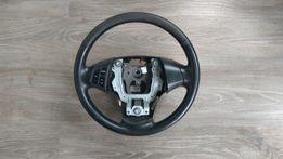 Кожанный руль с кнопками мультируль Hyundai Elantra HD 2006-2011