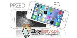 Naprawa wymiana wyświetlacza szybki dotyku LCD iPhone 5s 6 6s 7 8 plus
