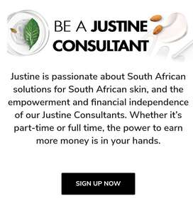 Justine Consultants Needed