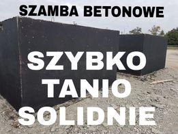 Golub Dobrzyń dostawa całe woj.szamba szambo betonowe zbiorniki