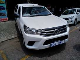 Toyota hilux 2.0model 2018 mileage 82000