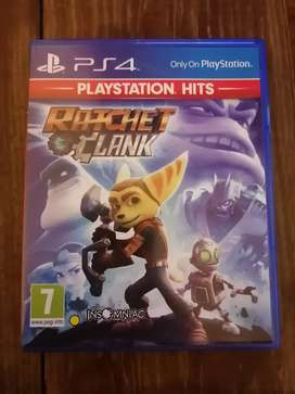 Ratchet and clank For sale price negotiable