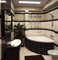 Сантехник плиточник сделает ремонт в санузле, туалете ванной.
