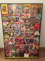 Obraz komiks Marvel