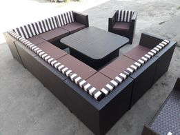 Ротанговая Мебель для дома, дачи, ресторана, открытой площадки.