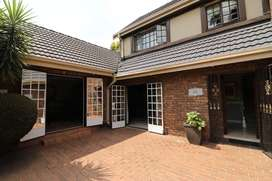 Luxurious upmarket family home in a secure village