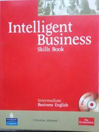 Учебник английский Intelligent Business Intermediate Skills (+СD)