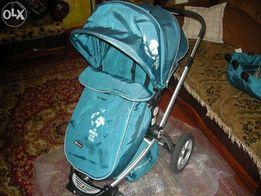 Детская коляска-трансформер БЕРТОНИ.