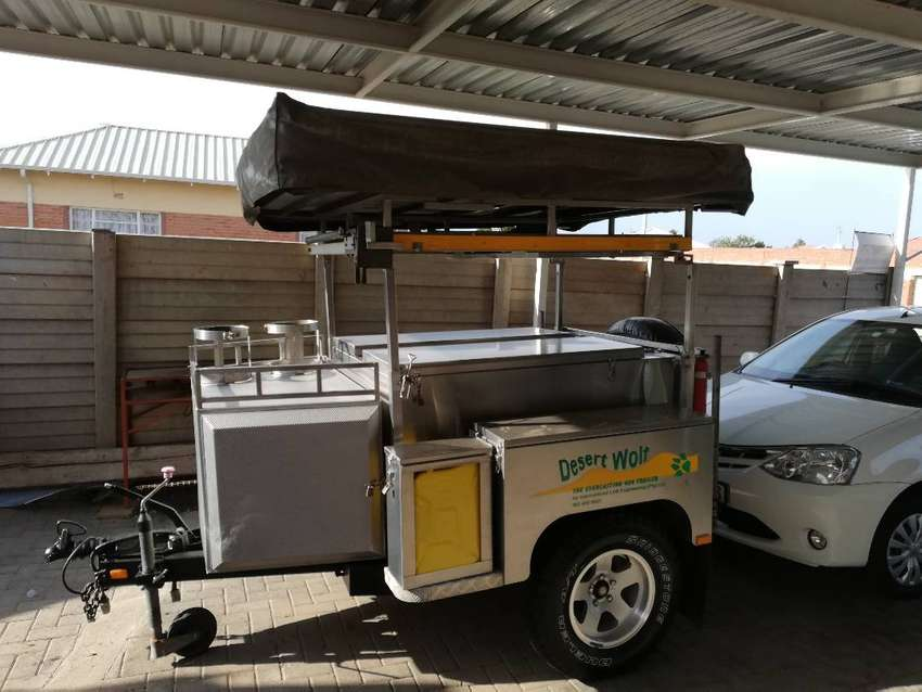 Off road Camping trailer 0