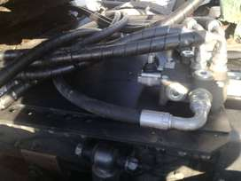HYDRAULIC PIPES AND FITTINGS, SIDE TIPPER TRAILER HOSES