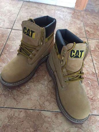Ботинки CAT 40 размер новые