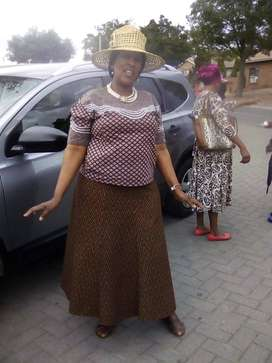 Mature Mosotho maid,nanny,cleaner with 13 yrs exp needs stay in work