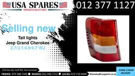 Jeep Grand Cherokee 2.7/4.0/4.7 WJ 1999-04 tail lights for sale