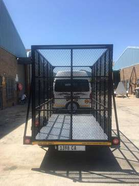 Inter Recycling Trailer 750kg Unbraked