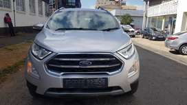 2020 Ford Ecosport 1.0 engine capacity