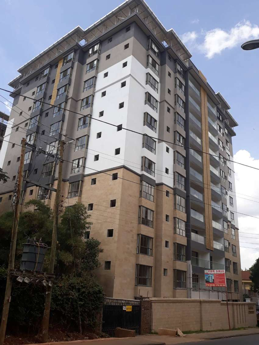 Spacious 3 and 4 bedroom apartments (all with Dsq) -Kileleshwa 0
