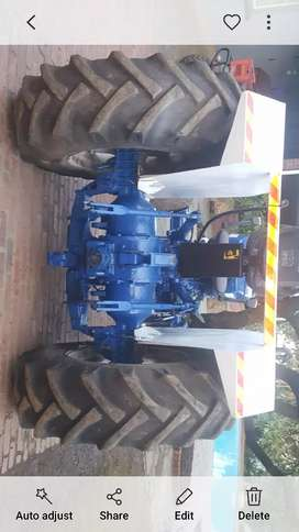 Tractor Ford 4600