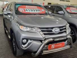 Toyota Fortuner 2.4 GD6 Automatic 4X2