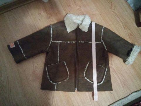 Курточка-Дубленка Полтава - изображение 1