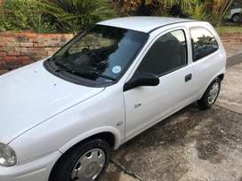 Opel Corsa Lite with only 70000km