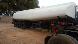 Tri axel Fuel tanker for sale