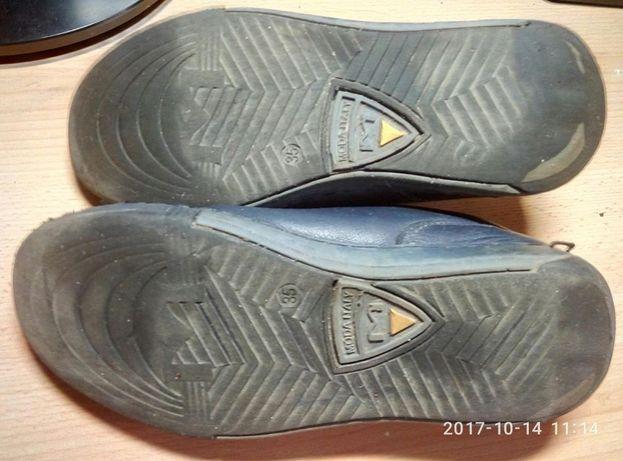 Кожаные туфли -кроссовки Кривой Рог - изображение 4