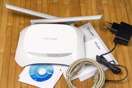 Продам Wi-Fi роутер TP-Link TL-WR841N 300 Мбит/с (мощный сигнал Wi-Fi)