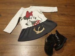 Sukienka Myszka Mini H&M roz 68