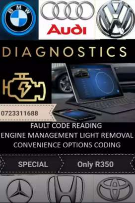 Diagnostics for all Vehicles for R350