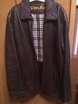 Куртка кожаная Италия Wiseman 46-48
