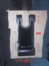 Image of Steel Double Link for 12-16t excavator
