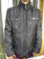 куртка мужская осень-весна размер S