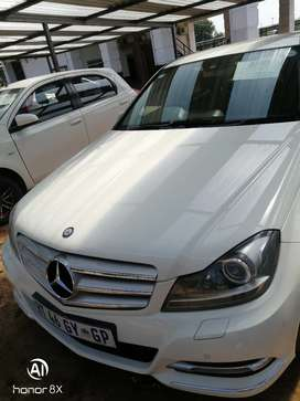 Merc Benz C250CDI BE AVANTGARDE